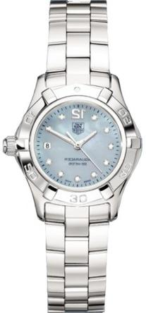 TAG Heuer Women's WAF1419.BA0813 2000 Aquaracer Diamond