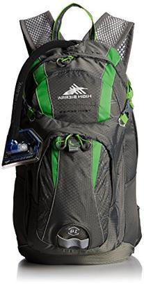 High Sierra Wahoo 14L Hiking/ Camping Hydration Backpack -