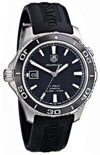 TAG Heuer Men's WAK2110.FT6027 Aquaracer Analog Display