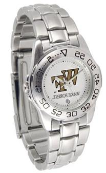 Wake Forest Demon Deacons Gameday Sport Ladies' Watch with a
