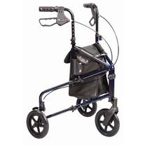 Walker 3 Wheel Trio Roller Walker - Carex Health Brands