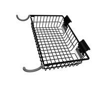 Wall Bike Hook and Basket Combo