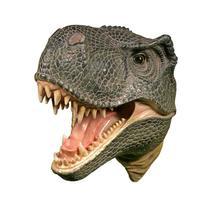 Wall Mounted T-rex Dinosaur Head Tyrannosaurus Rex Hanging