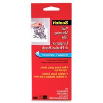 Scotch Wall Mounting Tabs, 1/2 inch x 3/4 inch Tabs, 48 Pack