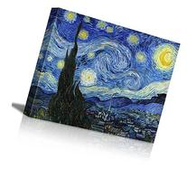 Wall26 Starry Night by Vincent Van Gogh - Canvas Wall Art