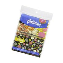 Kleenex Facial Tissues, On-The-Go Slim Pack, Travel Size, 10