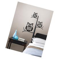 WallPops Give A Hoot Wall Decals