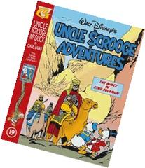 Walt Disney's Uncle Scrooge Adventures in Color