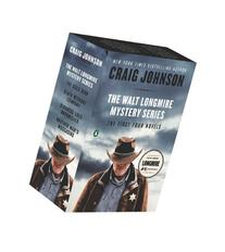 The Walt Longmire Mystery Series Boxed Set Volumes 1-4: The