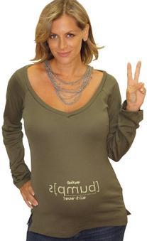 make s not war! Maternity maroc, L/XL