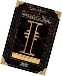 Warhammer 40,000 Roleplay: Dark Heresy character record