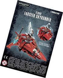Warhammer 40K Eldar Farseer Skyrunner by Games Workshop