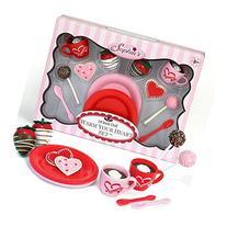 "Sophia's 18"" Doll Hot Chocolate & Dessert Set"