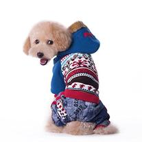 Namsan Warm Jumpsuit Costume/Hoodie Coat for Puppy Dog -