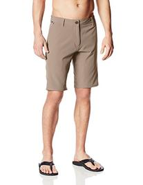 Reef Men's Warm Water 3 Short, Khaki, 30