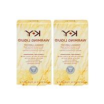 K-Y Warming Liquid Personal Lubricant, 2.5 Ounce