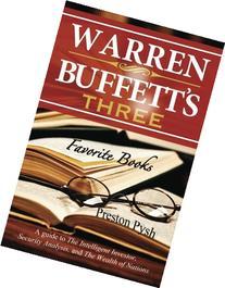 Warren Buffett's 3 Favorite Books: A guide to The