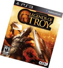 Warriors: Legends of Troy - Playstation 3
