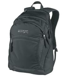 "JanSport Wasabi Backpack - Black / 19""H x 12.5""W x 10""D"