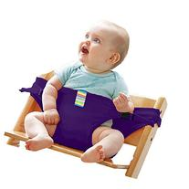 The Washable Portable Travel High Chair Booster Baby Seat