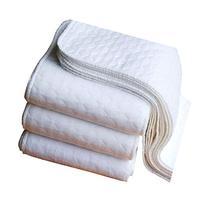 CSKB Washable Reusable Soft 10 Pcs Baby Cotton Diaper