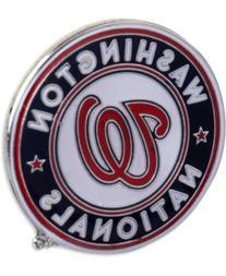 Aminco Washington Nationals Logo Pin
