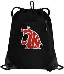 Washington State Drawstring Bag Washington State University