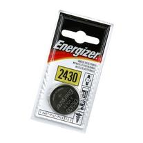 Energizer  Watch/Electronic Battery, 3.0 Volts, 2430, 6-
