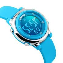 USWAT® Children Digital Watch Outdoor Sports Watches Boy