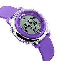 USWAT Children Digital Watch Outdoor Sports Watches Boy Kids