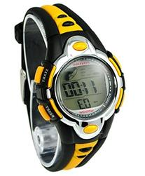 Kids Watches Flash Lights 50m Waterproof Chronograph Digital