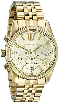 Mickael Kors MK8281 Analog Lexington Gold-Tone Stainless