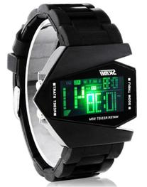 Fashion LED Watches Skmei 5ATM Water Resistant Digital