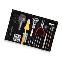 Readaeer® 155 Pcs Watchmaker Watch Repair Tools Kit Back