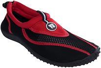 Womens Water Shoe Aqua Sock,5 B US,Red 2907