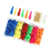 600 PCS Water Balloons Refill Kit for Used Straws - 6