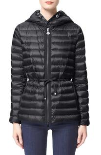 Women's Moncler 'Raie' Water Resistant Hooded Down Jacket,