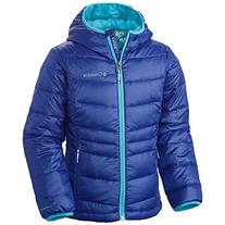 Girl's Columbia 'Gold 550 TurboDown' Water Resistant Jacket
