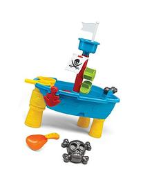 Water Table Toy & Pirate Ship