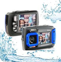 20MP Waterproof AQUA 8800 UnderWater Digital Camera Video