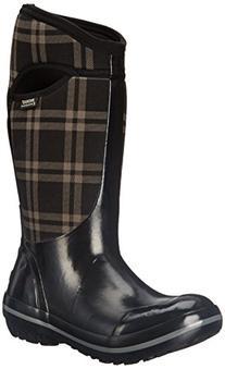 Women's Bogs 'Plimsoll' Waterproof Boot, Size 12 M - Black