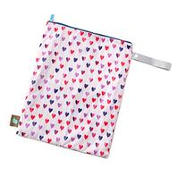 Waterproof Machine Washable Wet Bag: Great for Diapers,