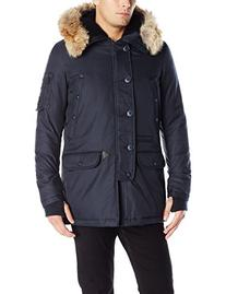 Spiewak Men's Waterproof N3-B Snorkel Parka with Fur Trimmed