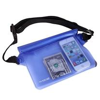 Waterproof Pouch with Waist Strap for Beach/fishing/hiking