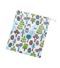 Leegoal Waterproof Resuable Wet and Dry Baby Diaper Bag
