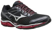 Mizuno Men's Wave Enigma 5 Running Shoe, Dark Shadow/Silver