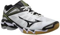 Mizuno Women's Wave Lightning RX3 Volley Ball Shoe,Black/