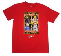 Make Way For The Good Guys - LEGO Movie Youth T-shirt: Youth