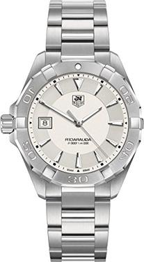 TAG Heuer Men's WAY1111.BA0910 Silver-Tone Stainless Steel