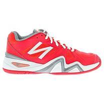 New Balance Women's WC1296 Stability Tennis Shoe, Ping, 8.5